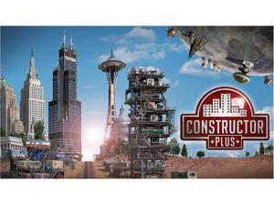 Constructor Plus - Nintendo Switch [Digital Code]
