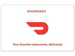 DoorDash $50 Gift Card (Email Delivery)