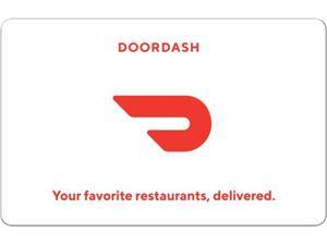 DoorDash $40 Gift Card (Email Delivery)