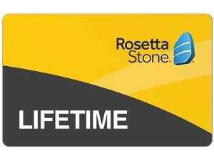 Rosetta Stone Learn Languages with Lifetime Access $299 (Email Delivery)