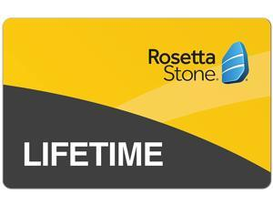 Rosetta Stone Learn English (American) with Lifetime Access $299 (Email Delivery)