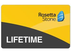 Rosetta Stone Learn Russian with Lifetime Access $299 (Email Delivery)