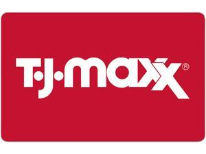 T.J.Maxx $25 Gift Card (Email Delivery)