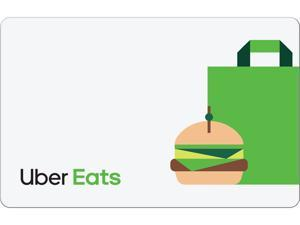 Uber Eats $50 Gift Card (Email Delivery)
