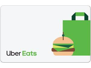 Uber Eats $15 Gift Card (Email Delivery)
