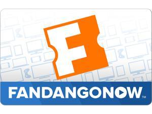 FandangoNOW $50 Gift Card (Email Delivery)