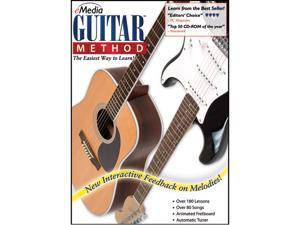 eMedia Guitar Method (Windows) - Download