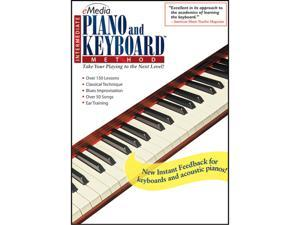 eMedia Intermediate Piano and Keyboard Method (Windows) - Download