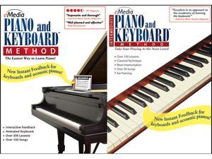 eMedia Piano Keyboard Method Deluxe (Windows) - Download
