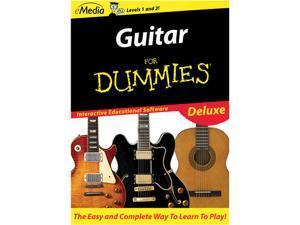 eMedia Guitar For Dummies Deluxe (Windows) - Download