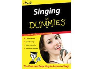 eMedia Singing For Dummies (Windows) - Download
