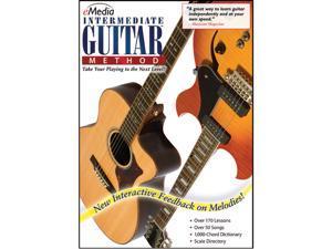 eMedia Intermediate Guitar Method (Mac) - Download