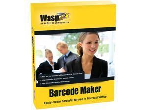 Wasp 633808105198 Barcode Maker Pro (1 User Licence)