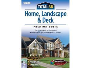 Individual Software Total 3D Home, Landscape & Deck Suite 12 - Download