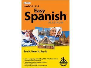 Individual Software Easy Spanish Platinum - Download