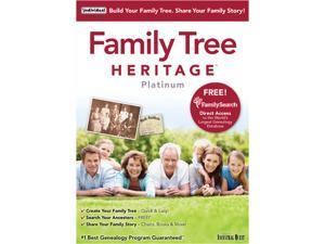 Individual Software Family Tree Heritage Platinum 9 - Download