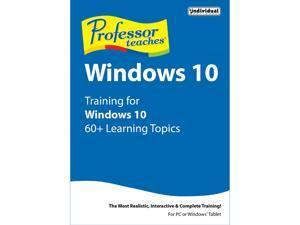 Individual Software Professor Teaches Windows 10 - Download