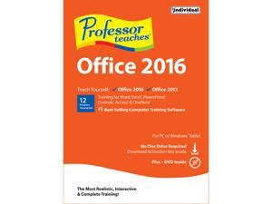 Individual Software Professor Teaches Microsoft Office 2016 - Download