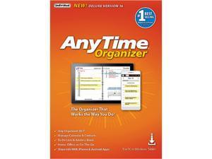 Individual Software AnyTime Organizer Deluxe 16 - Download