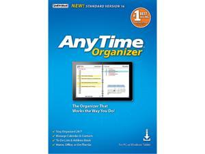 Individual Software AnyTime Organizer Standard 16 - Download