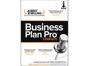 Individual Software Business Plan Pro Complete Gold Edition - Download