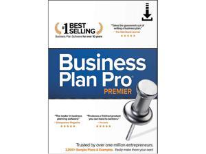 Individual Software Business Plan Pro Premier Gold Edition - Download