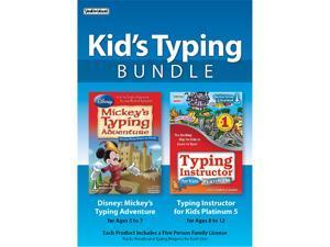 Individual Software Kid's Typing Bundle