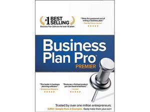 Individual Software Business Plan Pro Premier Gold Edition