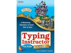 Individual Software Typing Instructor for Kids Gold