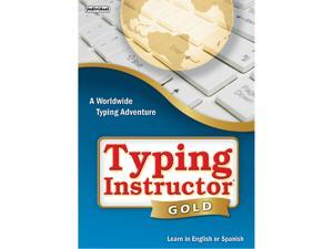 Individual Software Typing Instructor Gold
