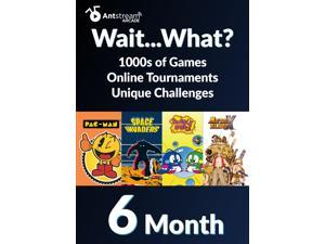 Antstream 6 Months Access  [Online Game Code]