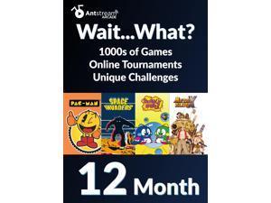 Antstream 12 Months Access  [Online Game Code]