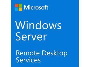 Microsoft Windows Remote Desktop Services 2019 - License - 5 User CAL (6VC-03805)