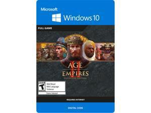 Age of Empires 2: Definitive Edition Windows 10 [Digital Code]