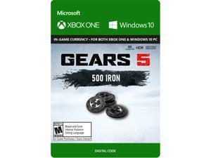 Gears 5: 500 Iron Xbox One / Windows 10 [Digital Code]
