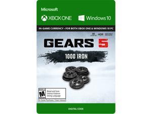 Gears 5: 1,000 Iron Xbox One / Windows 10 [Digital Code]