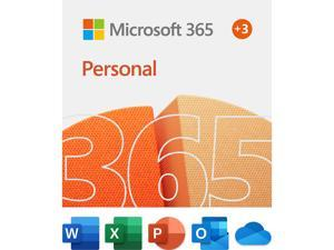 Microsoft 365 Personal | 15-Month Subscription, 1 person | Premium Office apps | 1TB OneDrive cloud storage | PC/Mac Download
