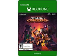 Minecraft Dungeons Xbox One [Digital Code]