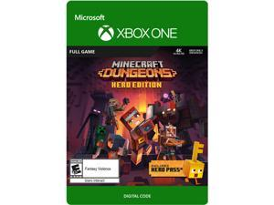 Minecraft Dungeons: Hero Edition Xbox One [Digital Code]
