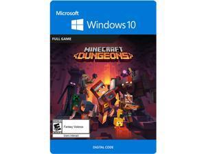 Minecraft Dungeons Windows 10 [Digital Code]