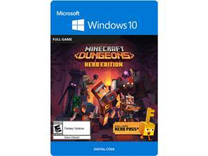 Minecraft Dungeons: Hero Edition Windows 10 [Digital Code]