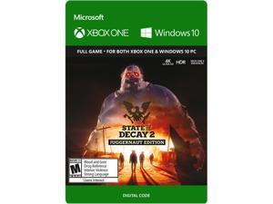State of Decay 2: Juggernaut Edition Xbox One / Windows 10 [Digital Code]