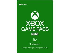 Xbox Game Pass for PC 3 Month Membership US [Digital Code]