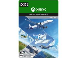 Microsoft Flight Simulator: Deluxe Edition Xbox Series X|S / Windows 10 [Digital Code]