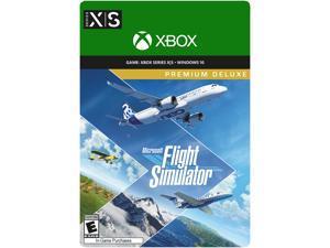 Microsoft Flight Simulator: Premium Deluxe Edition Xbox Series X|S / Windows 10 [Digital Code]