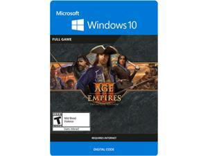 Age of Empires 3: Definitive Edition Win 10 [Digital Code]