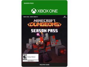 Minecraft Dungeons: DLC Season Pass Xbox One [Digital Code]