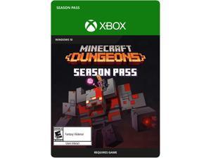 Minecraft Dungeons: DLC Season Pass Windows 10 [Digital Code]