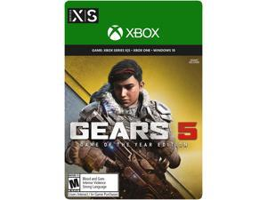 Gears of War 5: Game of the Year Edition Xbox Series X|S / Xbox One / Win 10 [Digital Code]