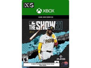 MLB The Show 21 Series X|S Standard Edition [Digital Code]